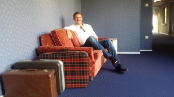 Marco Riederer im Magdas Hotel Wien