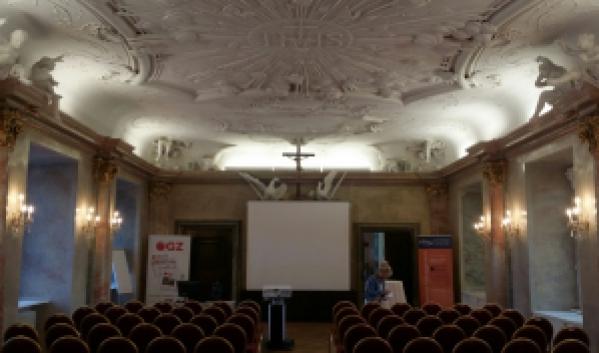 Vortragssaal IMC FH Krems